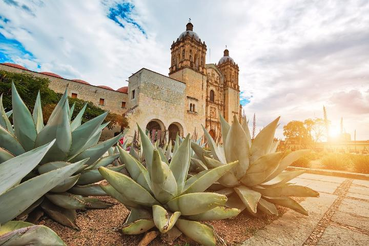¡Que bonito es Oaxaca! Foto: Periódico Viaje