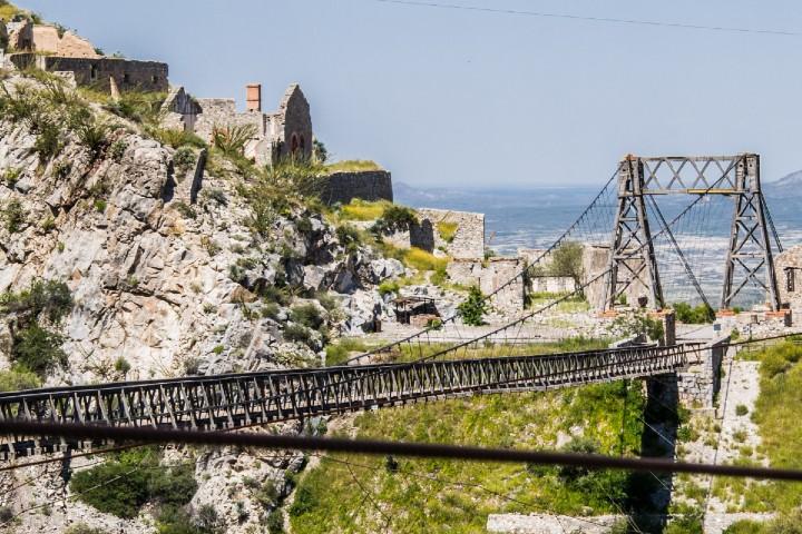 Una vista espectacular desde el puente Foto: Via México