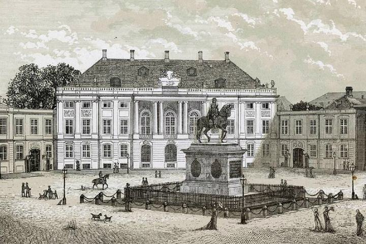 Palacio Amalienborg Foto: Secretos cortesanos