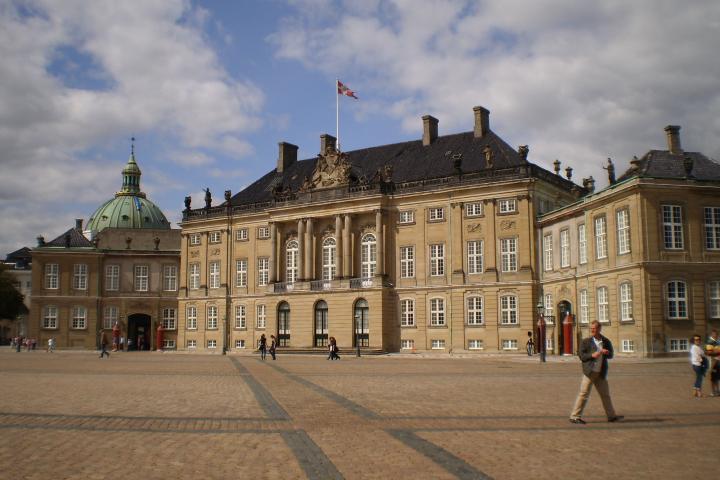 Palacio Frederick VIII Foto: Viajar Blogger