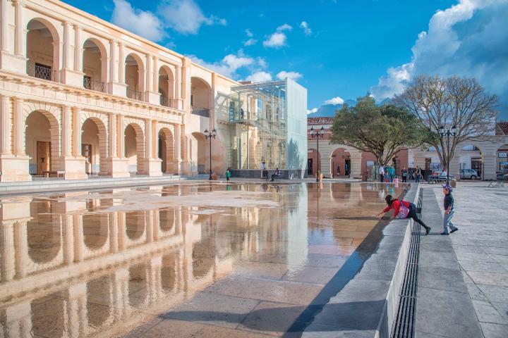 Visita el Palacio Municipal de San Cristobal de las Casas. Foto: ArchDaily