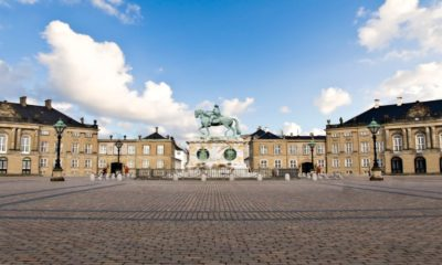 Palacio de Amalienborg Foto: Blog de Viajes
