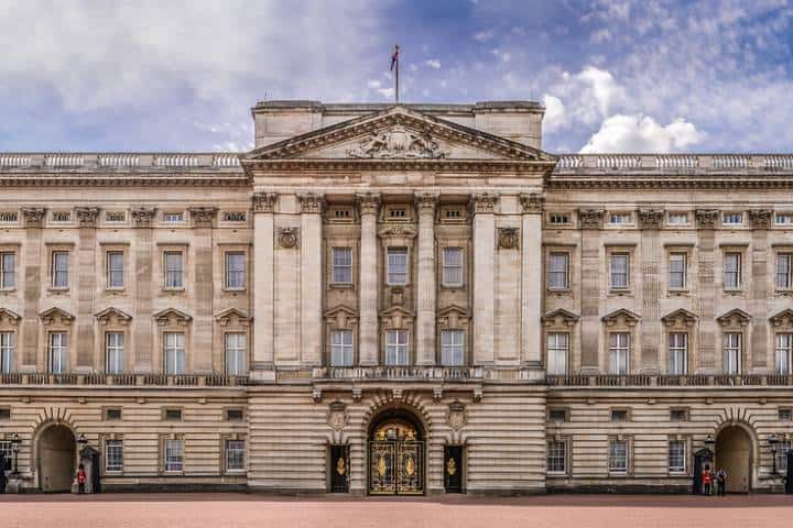 Palacio de Buckingham. Foto: Tito Garcia Niño