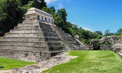 Palenque Foto: Mexiko