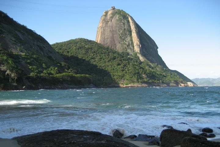 Pan de Azúcar Brasil. Foto Mundoexplora