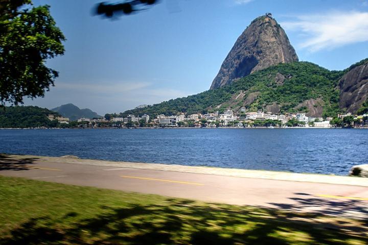 Disfruta de las hermosas playas de Río. Foto: Raúl Alejandro Rodríguez