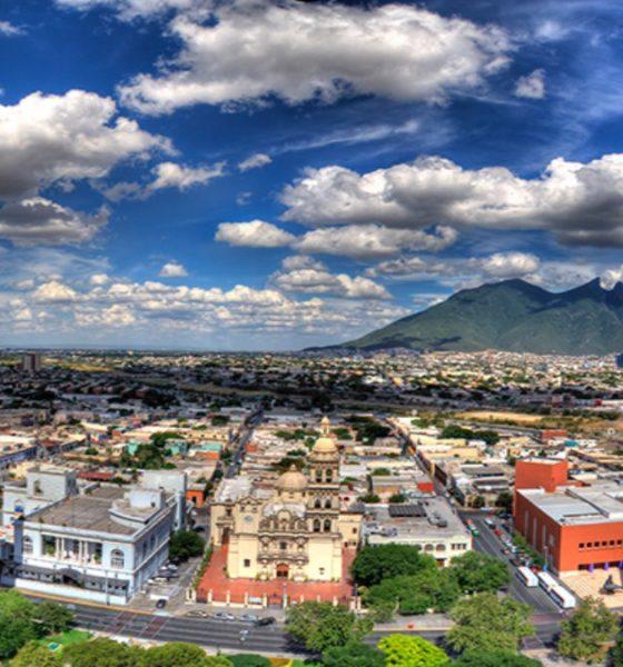 Panorámica de Monterrey, un destino de vanguardia. Foto: Archivo
