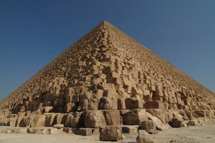 Piedras de la Pirámide Foto: Diario avisos