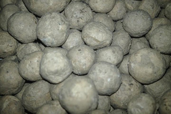 Piedras en la cueva de las canicas Foto: FOROS