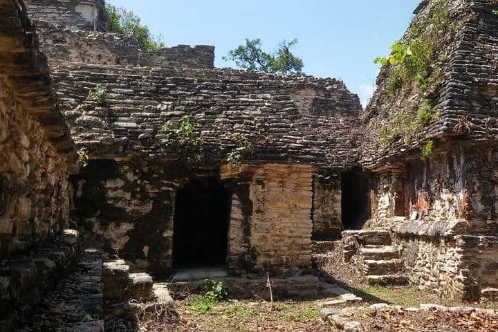 Zona Arqueológica Plan de Ayutla. Foto: Wilberth Salas | Facebook