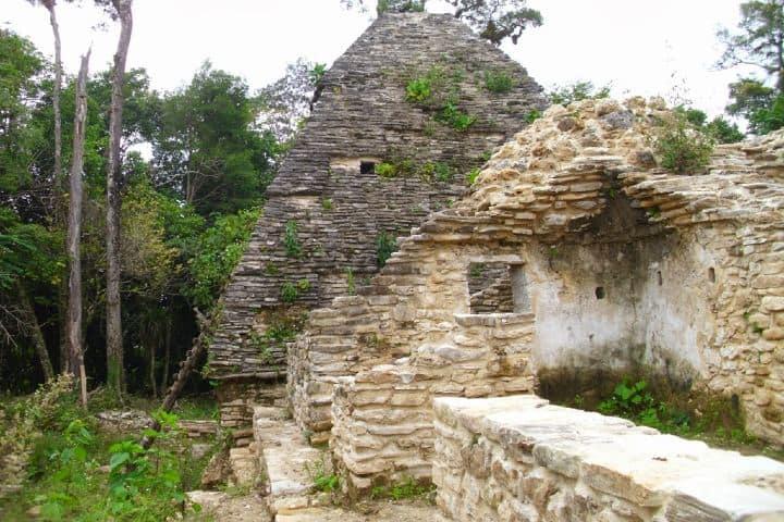 Zona Arqueológica Plan de Ayutla. Foto: México en imágenes