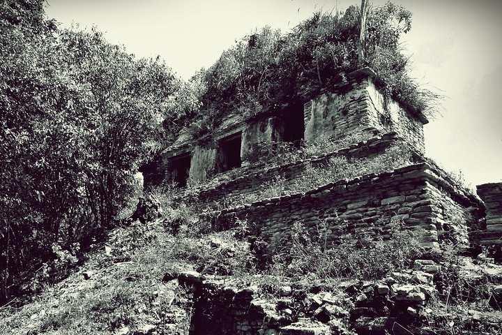 Zona Arqueológica Plan de Ayutla. Foto: Luis Adrián Rojas Yáñez