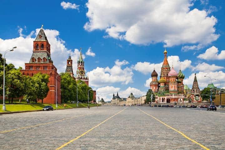 Plaza Roja de Moscú Foto: 101viajes