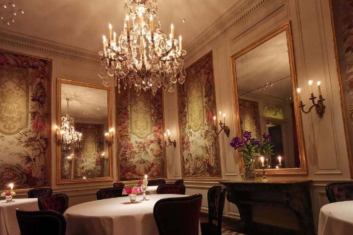 ¿Verdad que está precioso L'Ambroisie? Foto: chefleesamuel