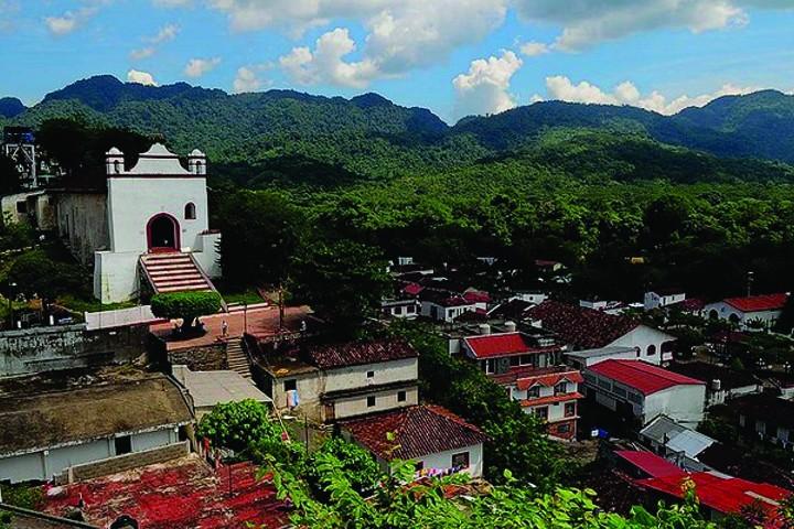 Pueblo de Tapijulapa Foto: De Tabasco soy