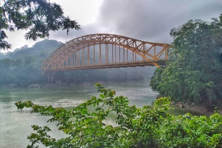 El panorama es tan hermoso que podrás disfrutar de una maravillosa vista desde el puente. Foto: ciar2131