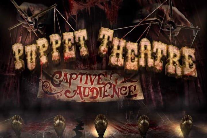 Puppet Theater: Captive Audience es la nueva atracción de Universal Studios. Foto: Archivo