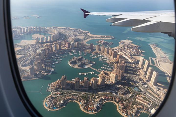 Qatar Ciudad. Foto Archivo.