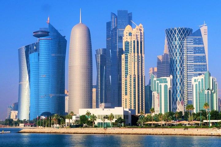 Qatar Ciudad. Foto Konevi2.