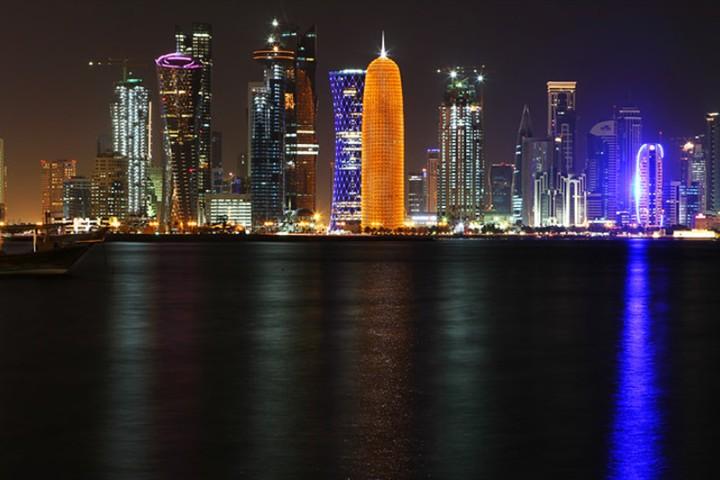 Qatar ciudad. Foto Yaser Almalki.