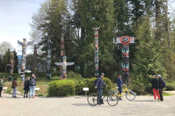 Que hacer en el parque Stanley Canadá. Foto: David Taylor