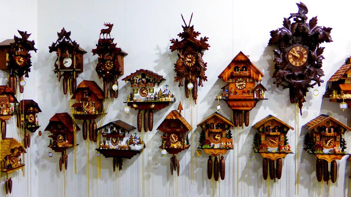 Relojes Cucu. Foto: Saura Relojeria ahora en…expowatches