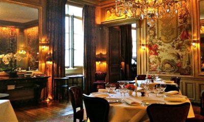 Restaurante L'Ambroisie. Foto: Archivo
