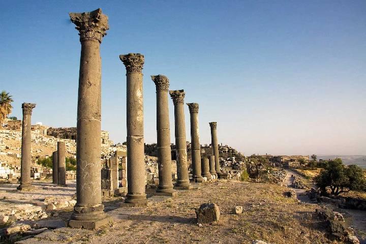 Ruinas Umm Qais Foto: Visita Jordania