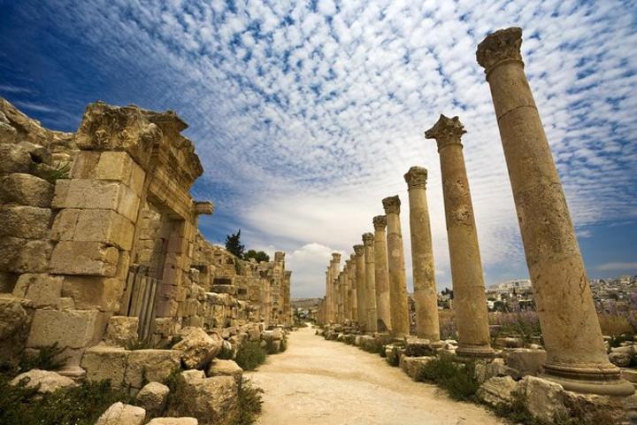 Ruinas Umm Qais Foto: Viator