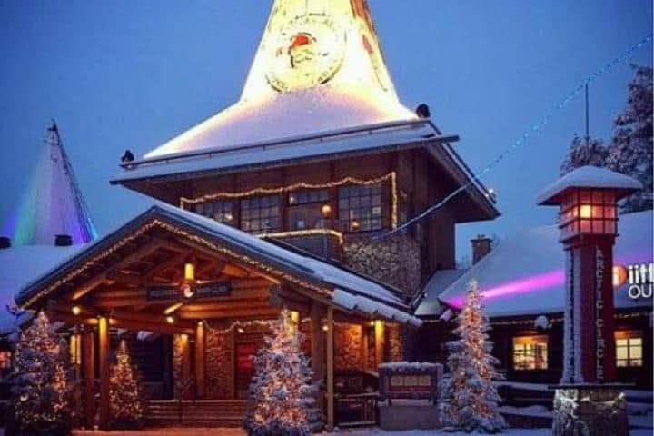 Santa Claus village, Laponia. Foto perderssexelmundo (1)