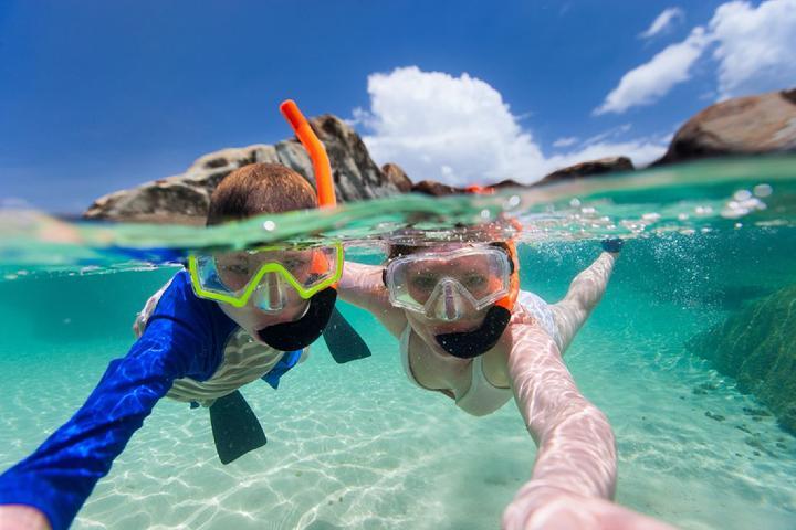 Snorkel Foto: Aquaworld