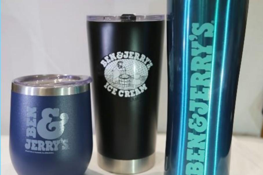 Souvenirs de la fábrica de helados Ben & Jerry's Foto Ben & Jerry's Facebook-3