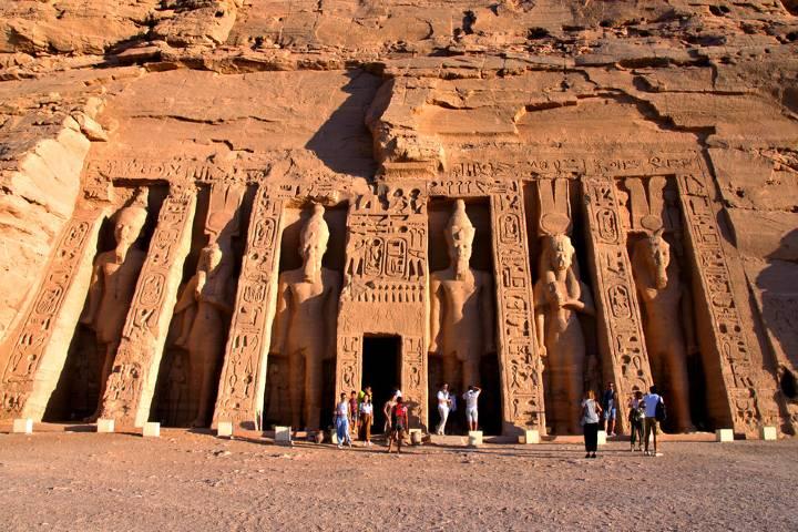 Templo de Nefertari Foto: Jose Javier Martin