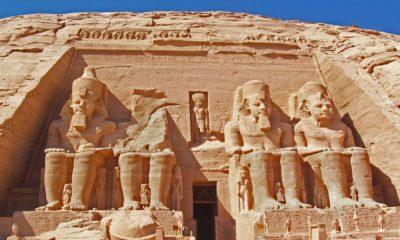 Templo de Ramses II Foto: Aula de historia