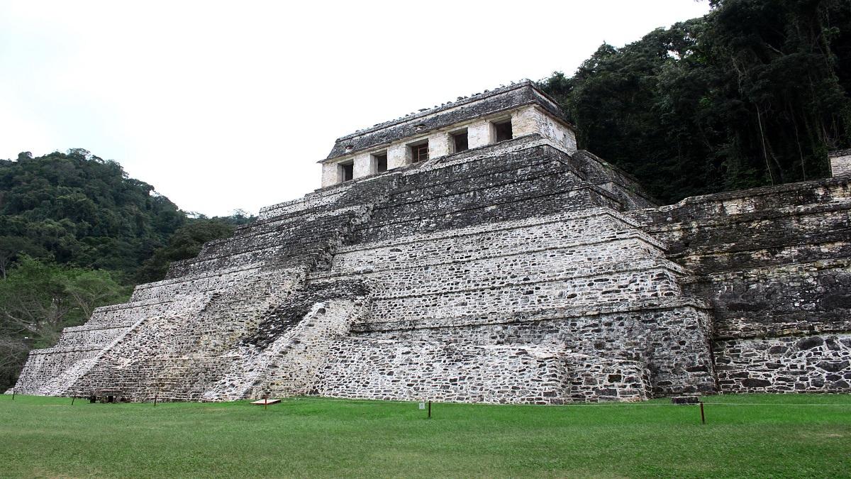 El imponente Templo de las Inscripciones te espera para contarte acerca de su historia. Foto: Pinterest