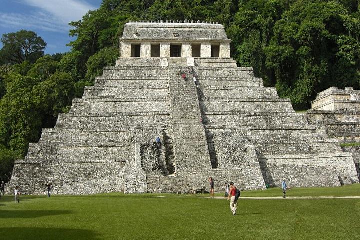 ¿Subirías a la cima del Templo? Foto: Sputnik News