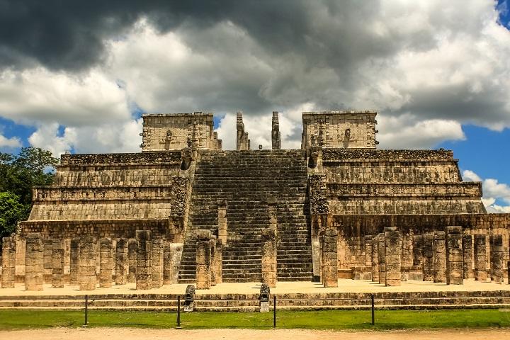 Todos los guerreros son honrados con este templo en Chichén Itzá. Foto: Michel Ciria