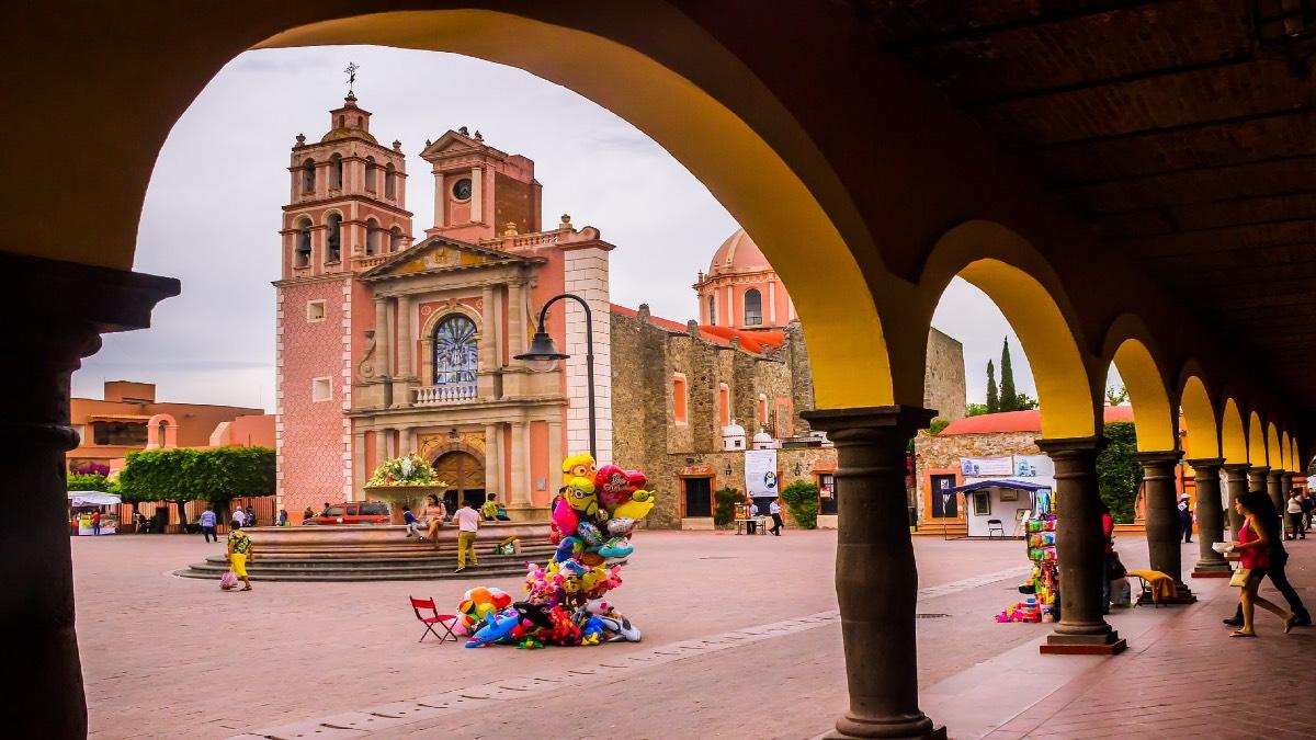Tequisquiapan, Pueblo Mágico de Querétaro. Foto: Pepe Morales