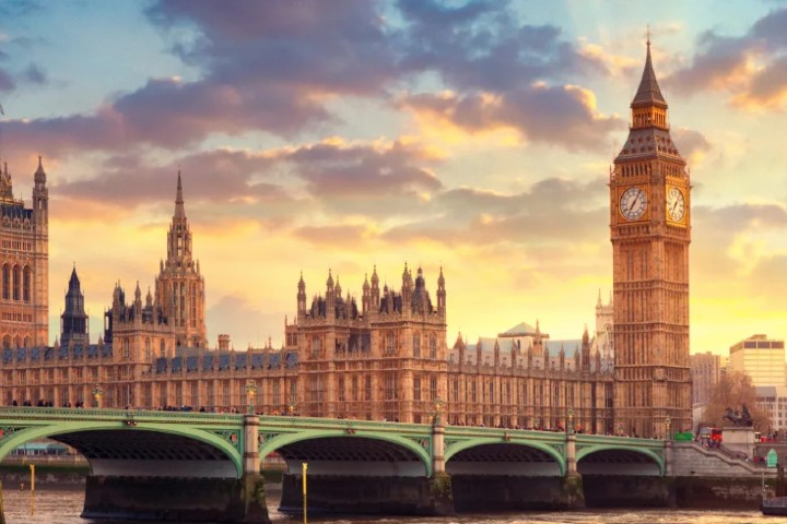 El Famoso Big Ben de Londres Foto: Mental Floss