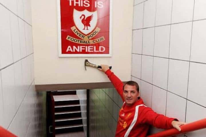 This is Anfield. Foto: Anfield Stadium