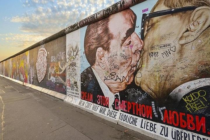 Historia del Muro de Berlín. Foto: Free Tours