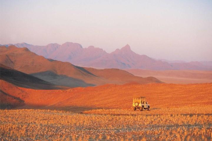 Un recorrido por el desierto Foto: Enkosi África
