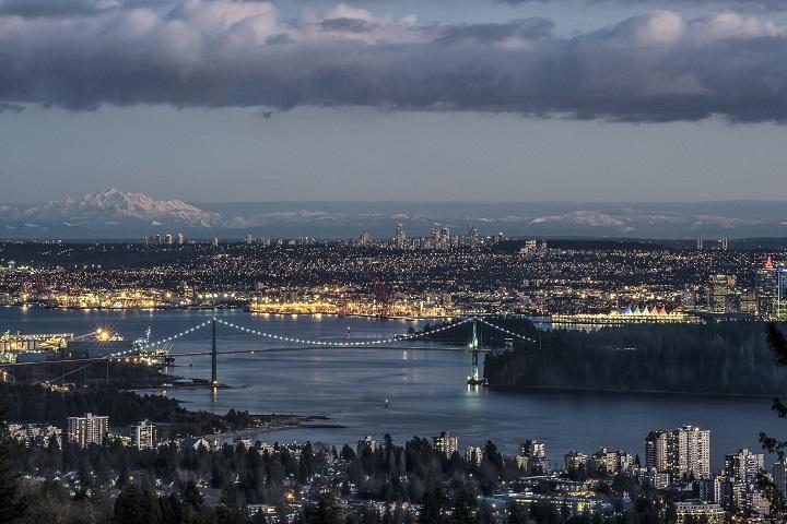 La hermosa ciudad de Vancouver tiene muchas atracciones turísticas que te están esperando. Foto: Mike Teasdade