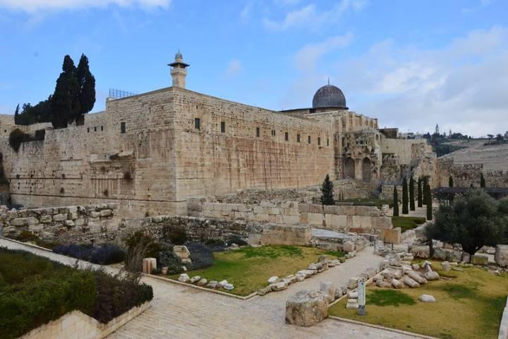 Visita Tierra Santa en Israel. Foto: Louis Esparbès
