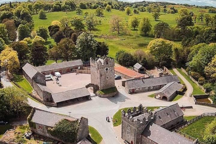 Visita el Castle Ward, el más famoso de Irlanda. Foto: gameofthronestours