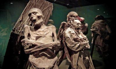 Visita el Museo Momias de Guanajuato. Foto: Alejandro Castro