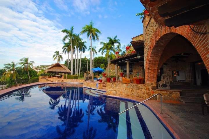 Vista del Hotel Boutique Casa Lisa. Foto: Casa Lisa