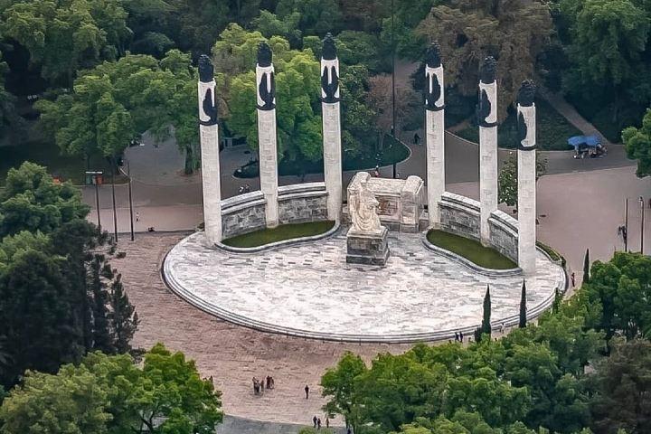 Monumento a los Niños Héroes Foto: México Maravilloso