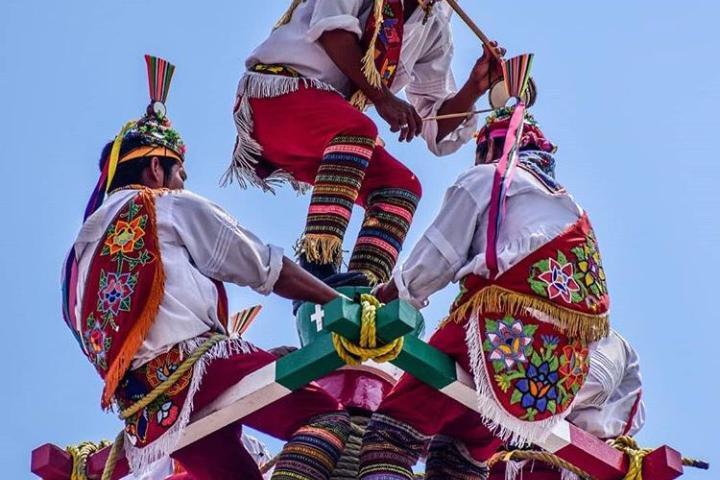 Vestuarios que representan mucho más que un baile. Foto: ruth_lule_foto