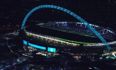 ¡Apreciable público! ¿Están listos para el rock? Solo aqui, en el Wembley Stadium. Foto: wembleystadium